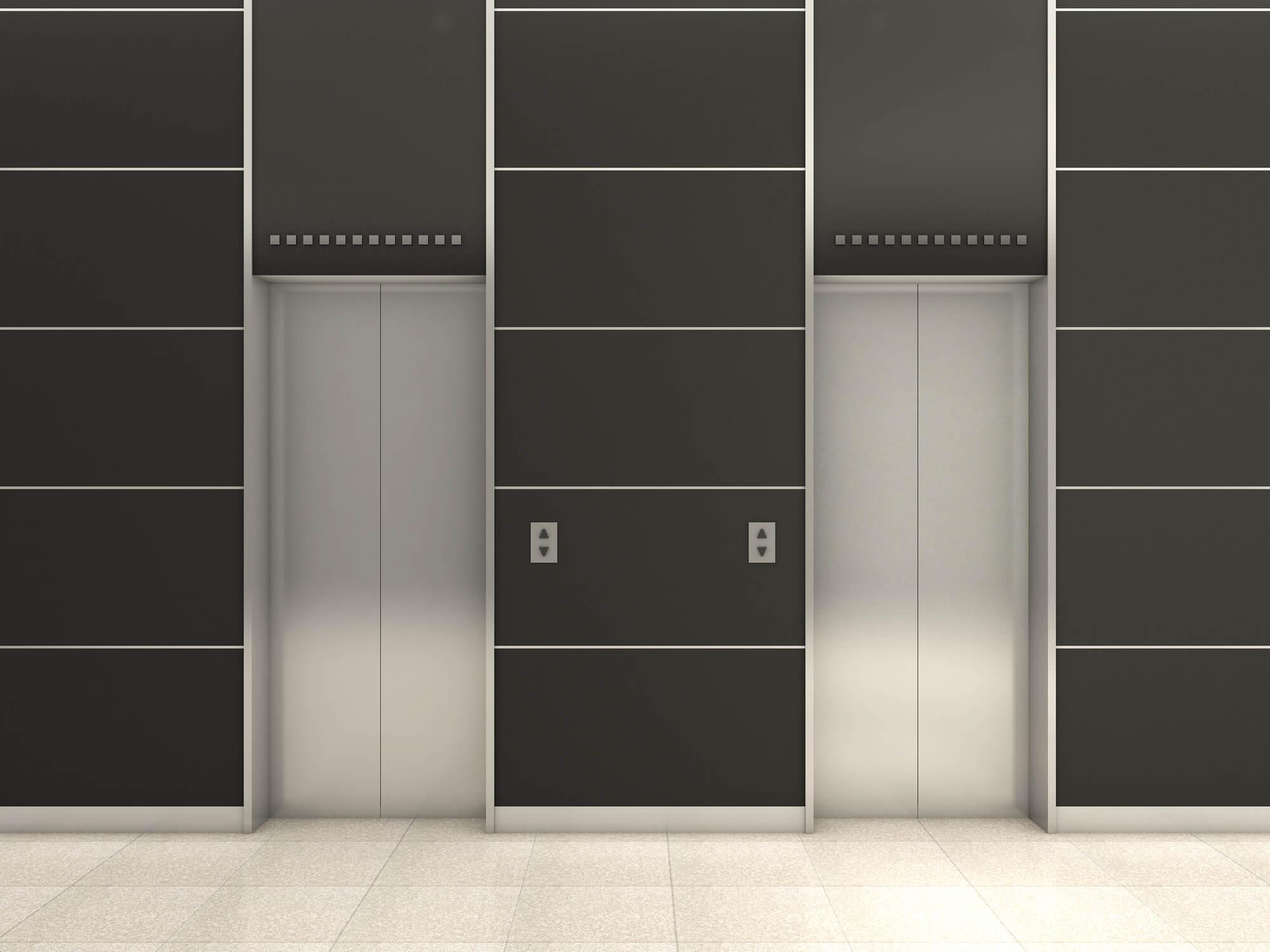 エレベーターの夢