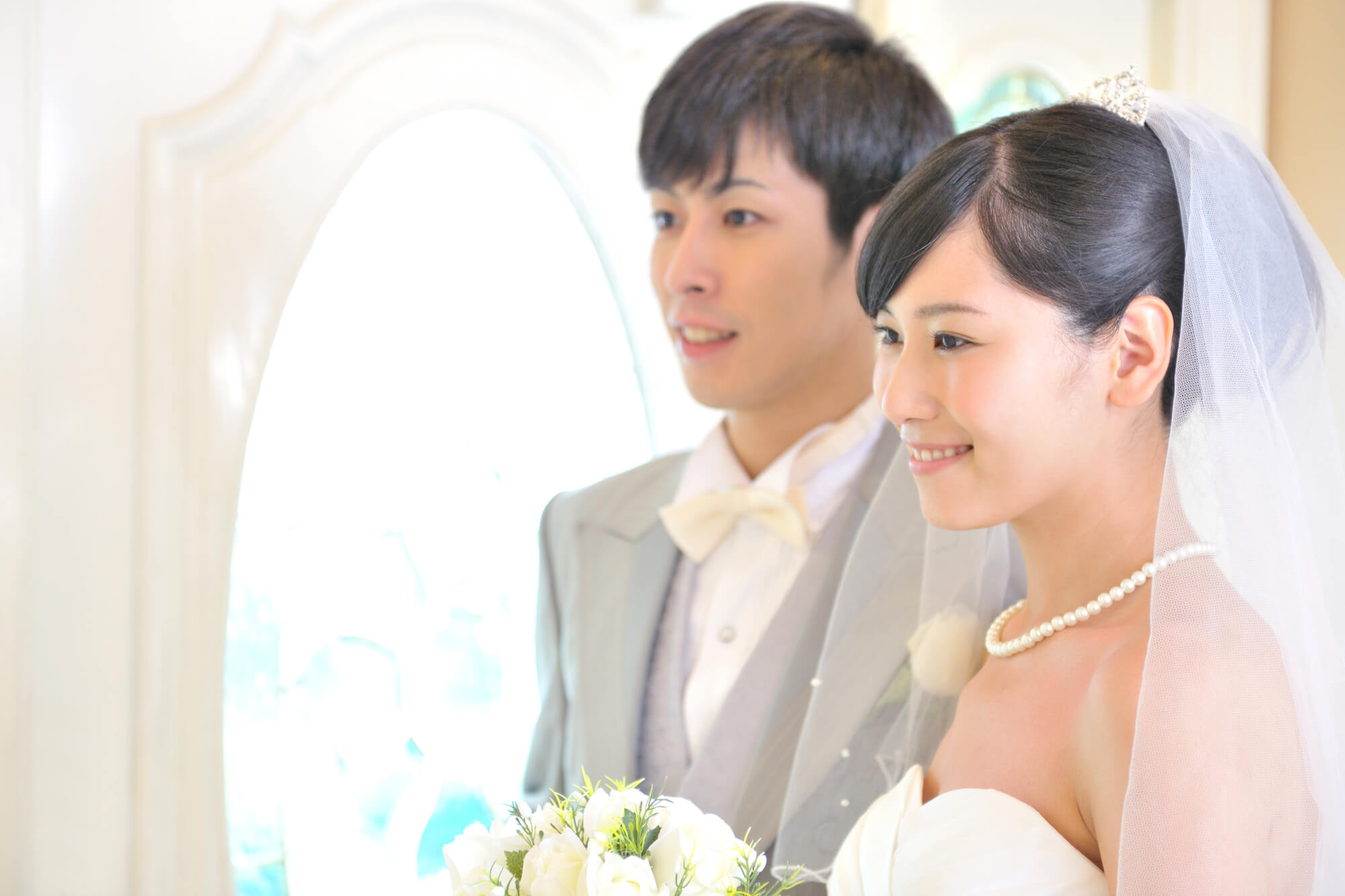 結婚式を挙げる夢